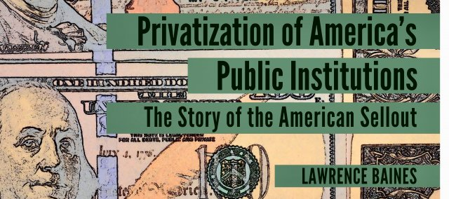 privatization of the military